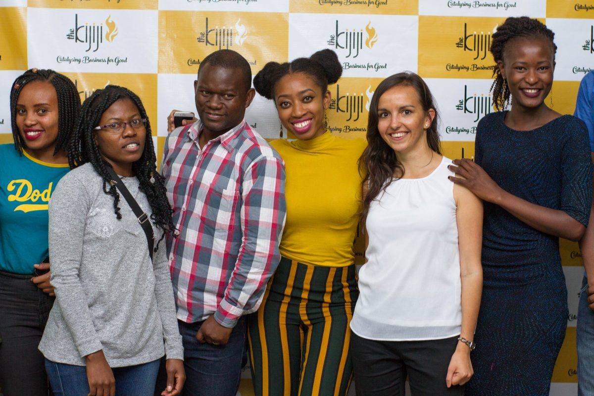 The Kijiji - Social Business Coworking Space - Nairobi Stew