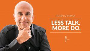 Robin Sharma Entrepreneurship Youtube channel